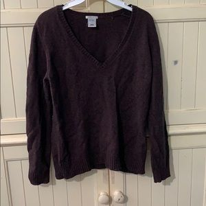 Old Navy Perfect Fit Slouchy V-Neck Sweater